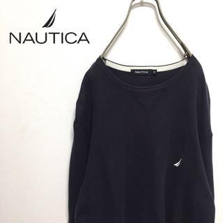 ノーティカ(NAUTICA)のNAUTICA ノーティカ ニット プルオーバー ネイビー(ニット/セーター)