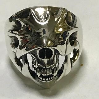 hide tribute silver. ストレンジフリークデザインス(リング(指輪))