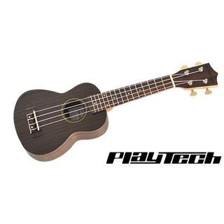 PLAYTECH PTUK300 Rosewood ソプラノウクレレ(ソプラノウクレレ)
