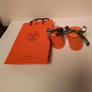 エルメス(Hermes)のエルメス ツイリー 用ボックス2個と紙袋1枚(ショップ袋)