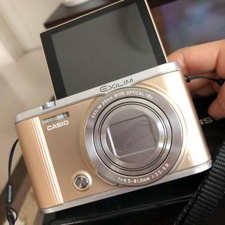 カシオ(CASIO)のCASIO EXILIM デジタルカメラ!美品(コンパクトデジタルカメラ)