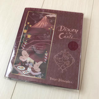 ディズニー(Disney)の再値下げ★新品【Disney Sea】限定 ディズニーアラカルト フォトアルバム(キャラクターグッズ)