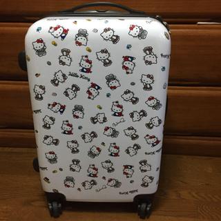 ニーナミュウ(Nina mew)のニーナミュウ  ハローキティコラボキャリーバッグ スーツケース(スーツケース/キャリーバッグ)
