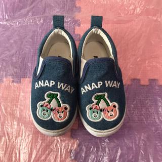 アナップキッズ(ANAP Kids)のANAP WAYスリッポン(スリッポン)