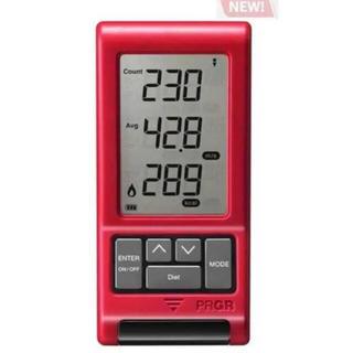 3/25 22:00まで限定値引き PRGR ヘッドスピード測定器(その他)