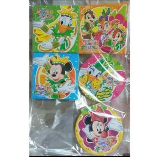ディズニー(Disney)のディズニーシー メモセット 2013 SUMMER FESTIVAL 30周年(ノート/メモ帳/ふせん)
