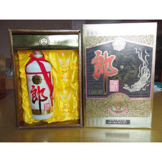 郎酒 92年 古酒  未開封(その他)