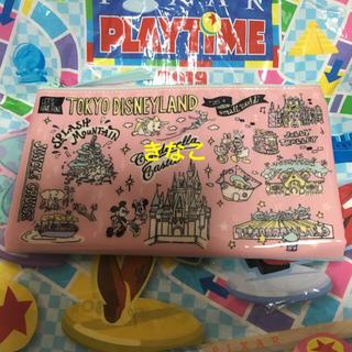 ディズニー(Disney)のディズニー ファンマップ 手書き風 ペンケース TDR(ペンケース/筆箱)