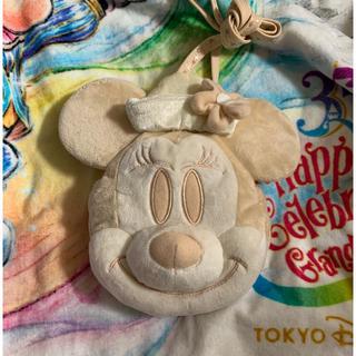 ディズニー(Disney)のディズニーリゾート ミニーちゃんパスケース(キャラクターグッズ)