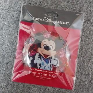 ディズニー(Disney)のディズニーリゾート ディズニーランド イマジニングザマジック ミッキー 缶バッジ(キャラクターグッズ)