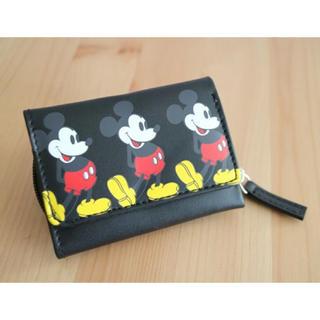ディズニー(Disney)のミッキーマウス コンパクト 財布 x-girl ミニ 付録(財布)