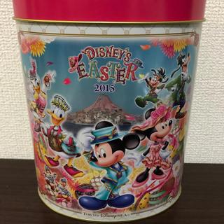 ディズニー(Disney)のディズニーシー イースター 空き缶(キャラクターグッズ)