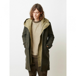 トローヴ(TROVE)のTROVE ALK LONG PARKA ( NEW TEX )(モッズコート)