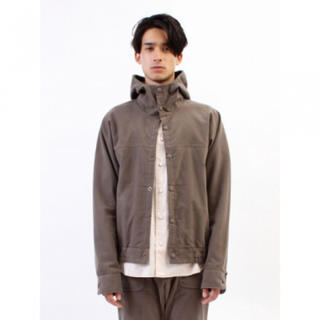 トローヴ(TROVE)のTROVE RAISING HOODED BLOUSON (ブルゾン)