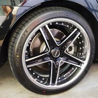 ビーエムダブリュー(BMW)のBMW7シリーズ(G11)用タイヤ・ホイール(タイヤ・ホイールセット)