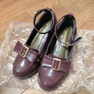 アマベル(Amavel)のAmavel♡大人気ヒールローファー(ローファー/革靴)