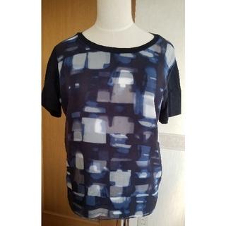 アイシービー(ICB)のICB◼️シフォン仕様Tシャツ(Tシャツ(半袖/袖なし))
