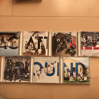 トリプルエー(AAA)のaaa cd(ミュージシャン)
