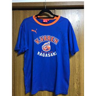 プーマ(PUMA)のサイン入りTシャツ(記念品/関連グッズ)