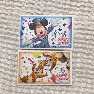 ディズニー(Disney)のディズニー チケット 大人ペア(遊園地/テーマパーク)