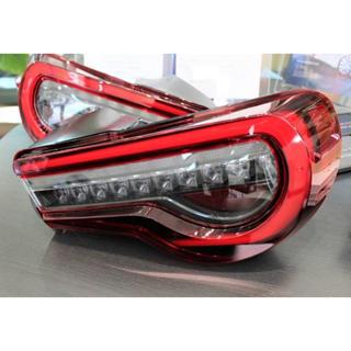 ZN6 ZC6 86 BRZ VLAND LED テールランプ シーケンシャル(車種別パーツ)