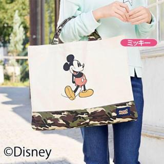 ディズニー(Disney)のミッキーマウス☆ レッスンバッグ 新品(レッスンバッグ)
