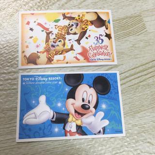 ディズニー(Disney)のディズニーチケット パスポート 使用済み(遊園地/テーマパーク)