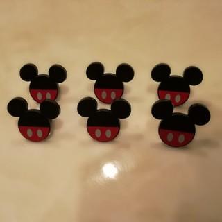 ディズニー(Disney)のミッキー コンセントカバー  18個(その他)