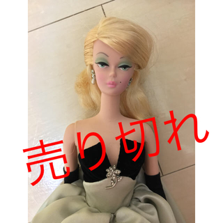 バービー(Barbie)のバービー ファッションモデルコレクション 緑(ぬいぐるみ/人形)
