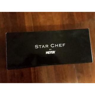 マイヤー(MEYER)の[未使用品] MEYER(マイヤー) エッグパン STAR CHEF 品番MSC(鍋/フライパン)