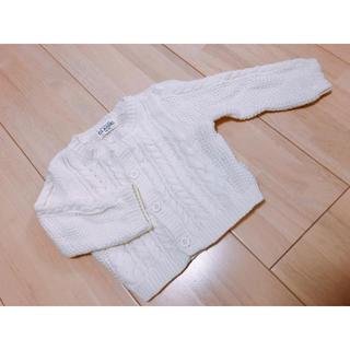 ❤️ベビー服 羽織 上着 ニット❤️(その他)