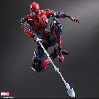 復讐者連合3 PA改蜘蛛侠死亡2アイアンマンの関節可動玩具手作業モデル(アメコミ)