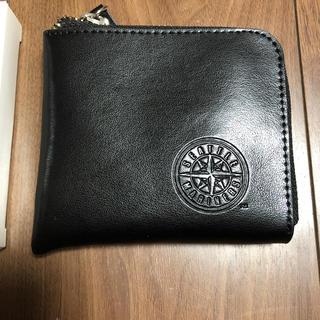 シアトルマリナーズ  ロゴ入り 財布(応援グッズ)