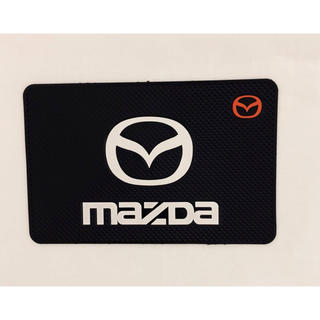 MAZDA滑り止めマット(車内アクセサリ)