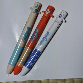 mimiペン 妖怪ウォッチ 三本セット(ペン/マーカー)