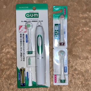 サンスター(SUNSTAR)のガム 電動歯ブラシ セット(電動歯ブラシ)