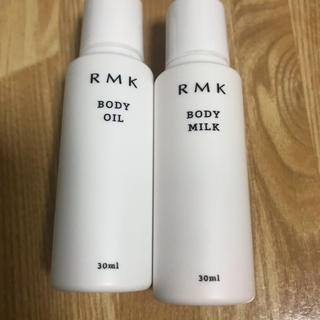 アールエムケー(RMK)のRMK ボディケアセット(ボディローション/ミルク)