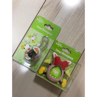 Disney - ディズニー イースター ポケットうさたま 本体&カバー ピンク