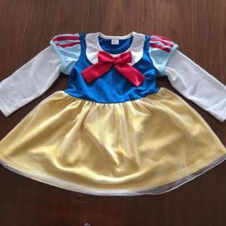 ディズニー(Disney)の白雪姫ワンピース 90cm(ワンピース)