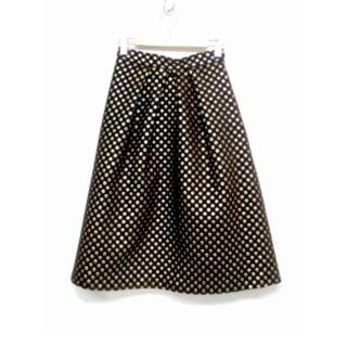 ティアラ(tiara)の【新品・未使用】Tiara   スカート ドット(ロングスカート)