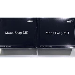 アネラ マナソープMD10(2個セット)(洗顔料)