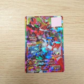 【非売品】スーパー戦隊データカードダス カード(その他)