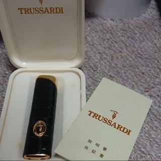 トラサルディ(Trussardi)の着火確認済み ガスライター(タバコグッズ)