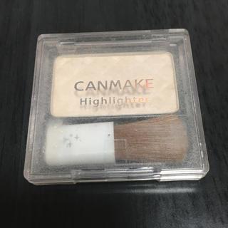 キャンメイク(CANMAKE)のキャンメイク ハイライト パウダー(フェイスパウダー)