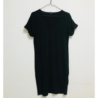 セオリー(theory)のTheoryのTシャツワンピース(Tシャツ/カットソー(半袖/袖なし))