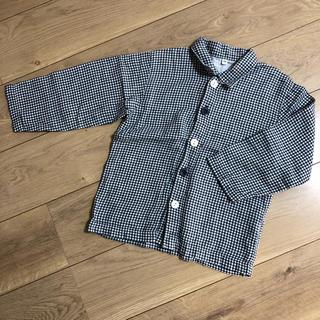 ムジルシリョウヒン(MUJI (無印良品))の無印良品 120cm パジャマ 上のみ(パジャマ)