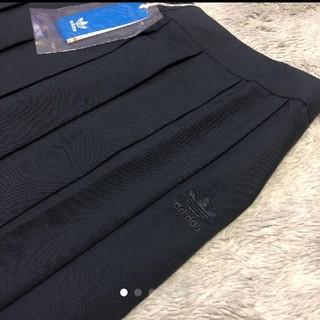 アディダス(adidas)のアディダス プリーツ スカート ★新品未使用(ひざ丈スカート)