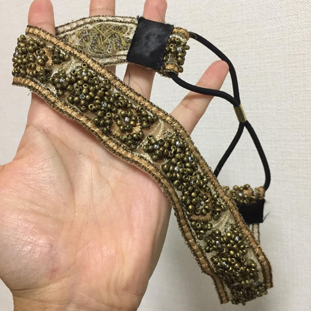 ROSE BUD(ローズバッド)のカチューム レディースのヘアアクセサリー(カチューシャ)の商品写真