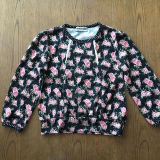 シマムラ(しまむら)のトップス 花柄 120(Tシャツ/カットソー)