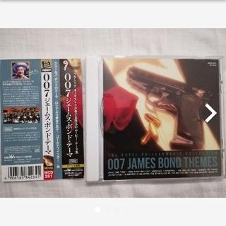 139. ジェームス・ボンド テーマ CD(映画音楽)